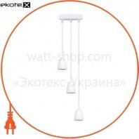 Світильник світлодіодний GPL-01C GLOBAL 21W 4100K білий