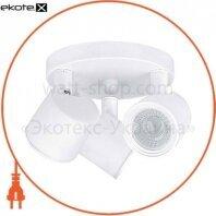 Світильник світлодіодний GSL-02C GLOBAL 12W 4100K білий