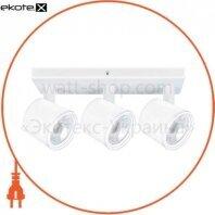 Світильник світлодіодний GSL-02S GLOBAL 12W 4100K білий