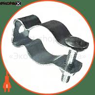 """Кріплення металеве e.industrial.pipe.clip.hang.1"""" для підвіски труб"""