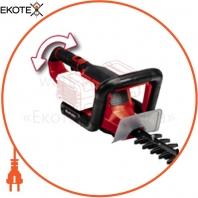Einhell 3410960 кусторез аккумуляторный, x-change (без аккум), 2х18 = 36 в, лезвие 720 мм, длина реза 650 мм