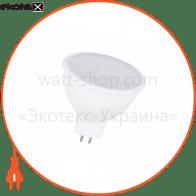 лампа світлодіодна DELUX JCDR 5Вт 4100K 220В GU5.3 білий