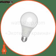 лампа світлодіодна DELUX BL 60 15Вт 3000K 220В E27 теплий білий
