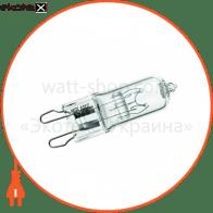 галогенна лампа DELUX G9 35Вт прозора