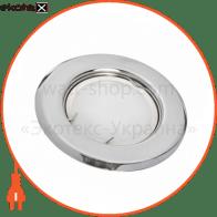 светильник точечный поворотный DELUX HL16001 50Вт G5.3 хром