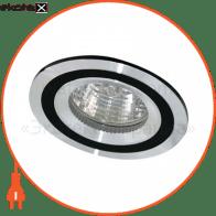 Встраиваемый светильник Feron DL237 алюминий 18632