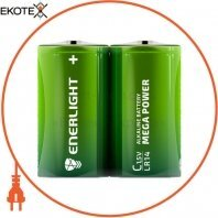 Батарейка ENERLIGHT MEGA POWER C FOL 2