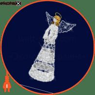 Световая конструкция Ангел, 0,6 * 1,8 * 0,6