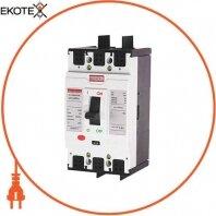 Силовой автоматический выключатель e.industrial.ukm.60Sm.40, 3р, 40А