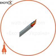 Кабель ВВГ-П 3х1,5 серый ELCOR