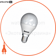 лампа світлодіодна DELUX BL50P 7Вт 4100K 220В E14 білий