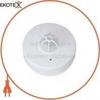 Датчик движения Feron LX28A/SEN4 белый