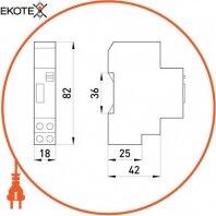 Enext i0310006 реле времени освещения электромеханический e.control.t01