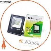 Прожектор светодиодный ES-30-01 1650Лм 6400K SMD