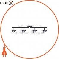 Светильник светодиодный MSL-02C MAXUS 16W 4100K черный