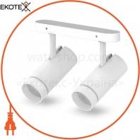 Накладной поворотный светодиодный светильник Feron AL556-2 белый