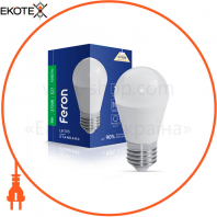 Світлодіодна лампа Feron LB-205 9W E27 2700K