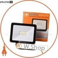 Прожектор світлодіодний ES-20-504 BASIC-XL 1100Лм 6400К
