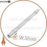 Светильник светодиодный промышленный евросвет 18Вт 6400K WL18-SLIM 1440Лм IP65