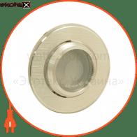 светильник точечный поворотный DELUX HDL16143R 50Вт G5.3 серебро / золото