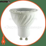 "Лампа ""PLUS-8"" MR16 SMD LED 8W 4200K GU10 610Lm 175-250V/10/100"