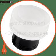 Світильник врізний круг,корпус метал d-44mm ip 20 COB LED 3W 4200K 125Lm, колір - білий (220-240v)
