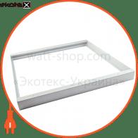 Рамка для панелі світлодіодної вбудованої ДВО 40W 60x60