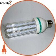 Светодиодная лампа VENOM ультрафиолетовая 16Вт Е27 220V (LED UL-16)