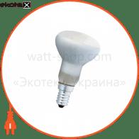 рефлекторна лампа матова DELUX R50 60Вт Е14