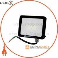 Прожектор світлодіодний ES-10-504 BASIC-XL 550Лм 6400К