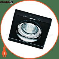 Встраиваемый светильник Feron 8180-2 черный 20104