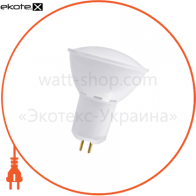 Лампа светодиодная MR-16 LR-25 6W GU5,3 4000K пласт. корп. A-LR-1833