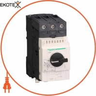 Motor circuit breaker, TeSys GV3, 3P, 12-18 A, thermal magnetic, upstream EverLink terminals