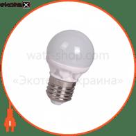 лампа світлодіодна DELUX BL50P 7 Вт 4100K 220В E27 білий