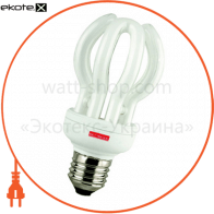 Лампа энергосберегающая e.save.flower.E27.25.4200, тип flower, патрон Е27, 25W, 4200 К