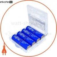 Аккумулятор FUJITSU BLUE Ni-Mh ААА/R03 4шт/уп box