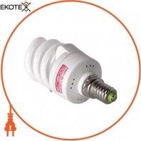 Лампа энергосберегающая e.save.screw.E14.11.4200.T2, тип screw, цоколь Е14, 11W, 4200 К, колба Т2