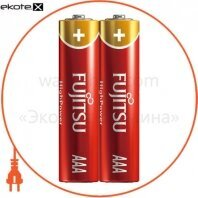 Щелочная батарейка FUJITSU Alkaline High Power ААA/LR03 2шт/уп shrink