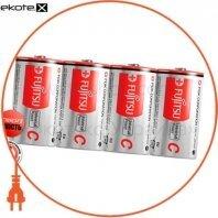 Щелочная батарейка FUJITSU Alkaline Universal Power  C/LR14 4шт/уп shrink