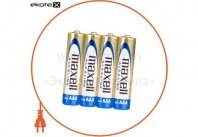 Щелочная батарейка FUJITSU Alkaline Universal Power  ААА/LR03 4шт/уп shrink