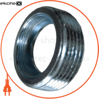 """Перехідник металевий e.industrial.pipe.thread.bts.1-1/2"""".1"""", різьбовий, з 1-1/2"""" на 1"""""""