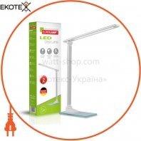 EUROLAMP LED Светильник настольный в стиле хайтек 5W 5300-5700K серебристый