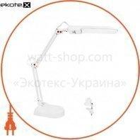 Светильник светодиодный настольный MAGNUM NL011 7Вт 4100К белый (струбцина+подставка)