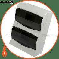 Корпус пластиковий 16-модульний e.plbox.stand.n.16, навісний Multusan