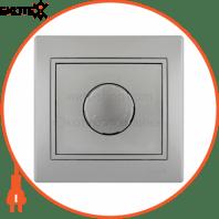 Диммер 1000 Вт 701-1010-157 Цвет Серый металлик 10АХ 250V~