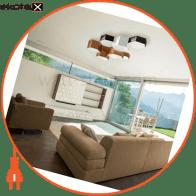 ceiling lamp cleo 15w l gl садово-парковые светильники Intelite I428315L-GL