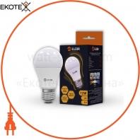 Светодиодная LED лампа ELCOR 534307 Е27 А60 12Вт 1280Лм 4200К