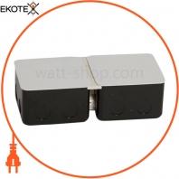 Коробка Legrand металлическая в бетон 6 Мод (54002)