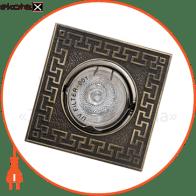 Встраиваемый светильник Feron 1008DL MR-11-S античное золото 17816