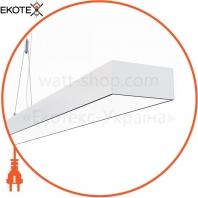 Светильник светодиодный Sign-30 подвесной линейный на тросах 30Вт 4200К белый